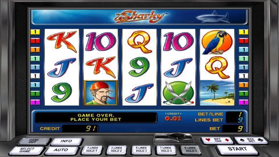 Ігрові автомати для 5800