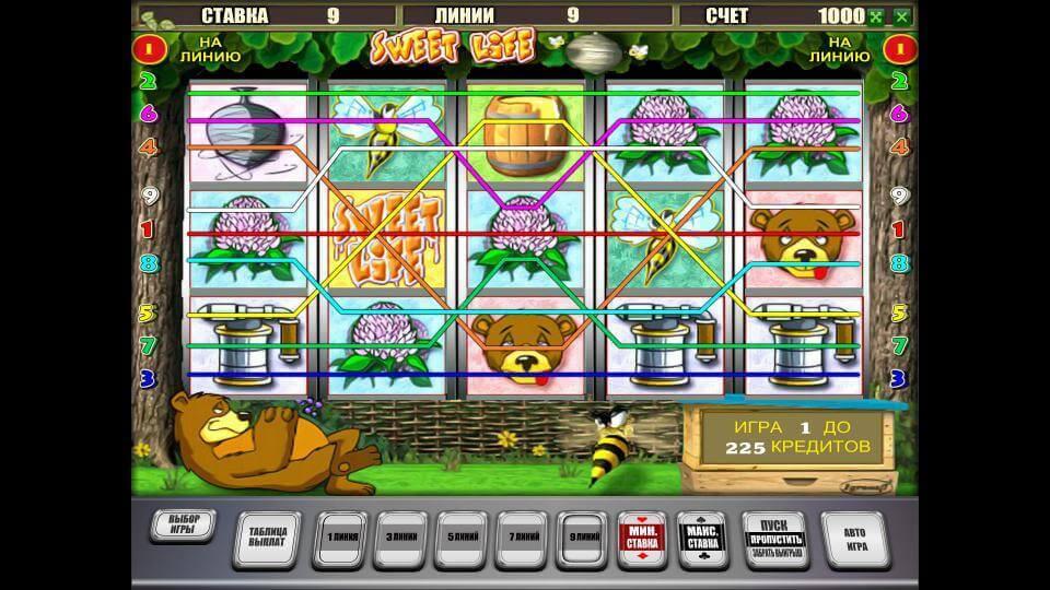 Изображение игрового автомата Sweet Life 1