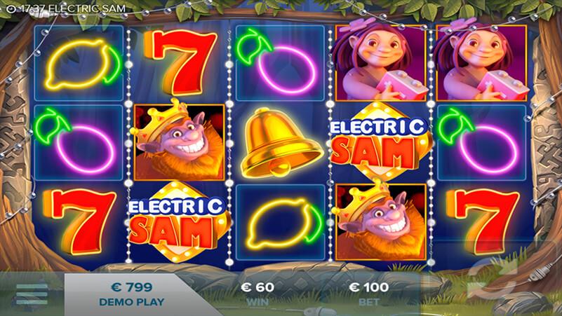Изображение игрового автомата Electric Sam 2